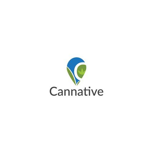 logo concept for Cannative