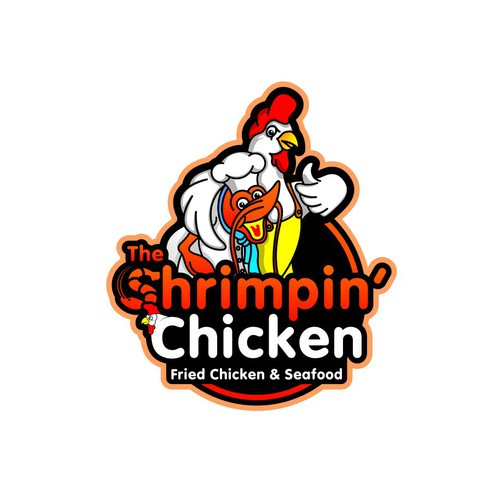 Mascot for Chicken and Shrimpin?