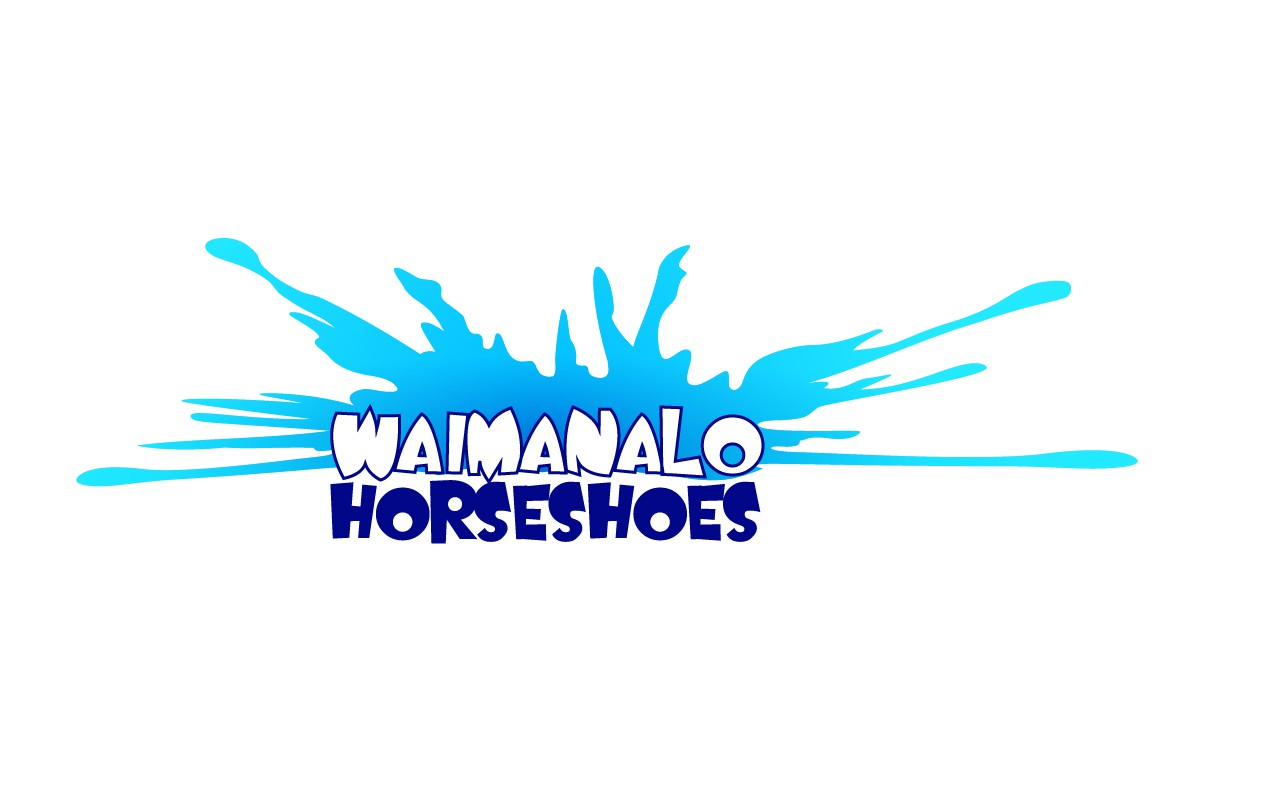 Help Design the logo for Waimanalo Horseshoes with a new logo