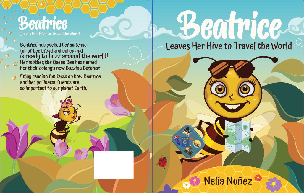 Vivid, Fun, Pop-out Design for Children's Realistic Fiction Book