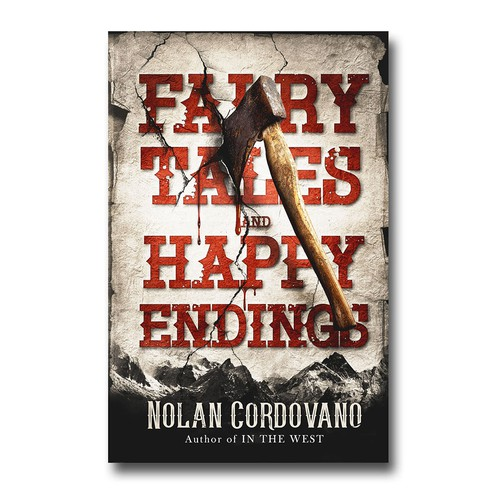 'Fairy tales and Happy Endings' book cover