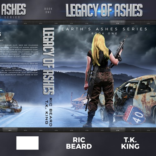 Legacy of Ashes book one