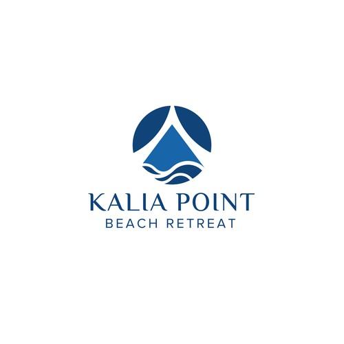 Leisure Luxe Logo for Kalia Point Beach Retreat