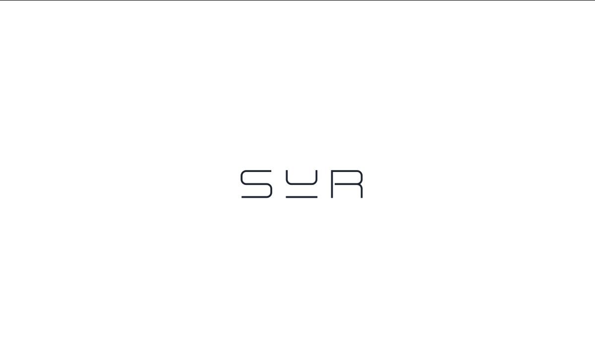 Sur Logo and Color Scheme