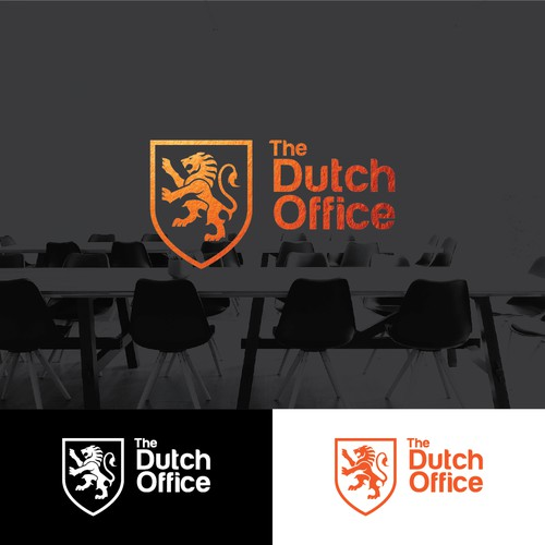 Logo design concept for the Dutch Office