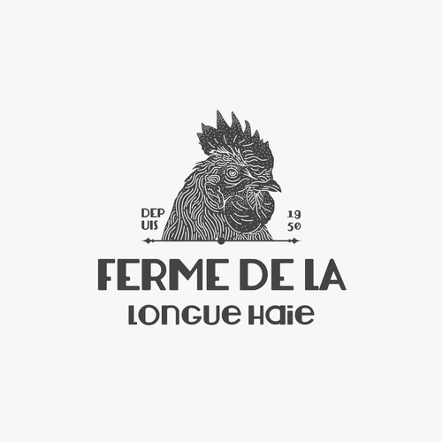 illustration logo FERME DE LA