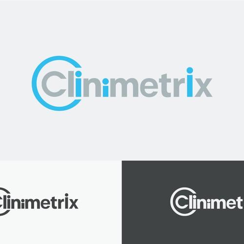 typographic concept logo