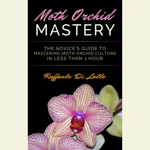 Design for Book About Orchids