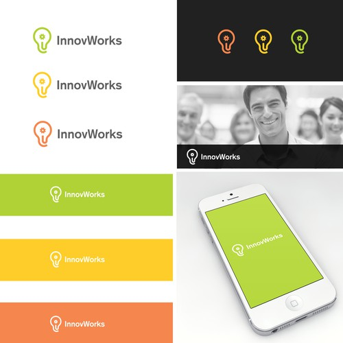 Help us define our brand by creating a logo for InnovWorks