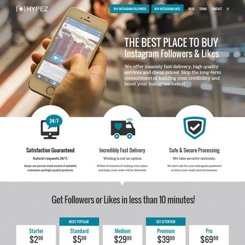 Social Media Website