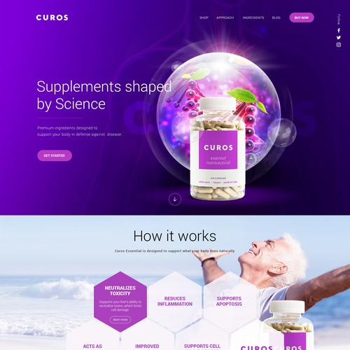Bring to Life the Future of Nutritional Supplements