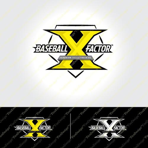 Baseball Logo for Baseball X Factor