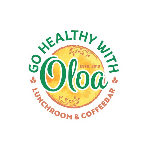 Logo proposal for OLOA