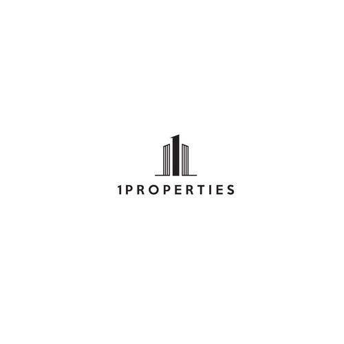 Logo concept for Real Estate Company
