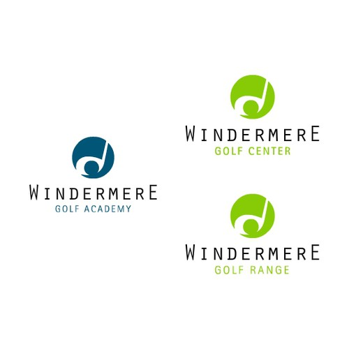 windermere golf logo