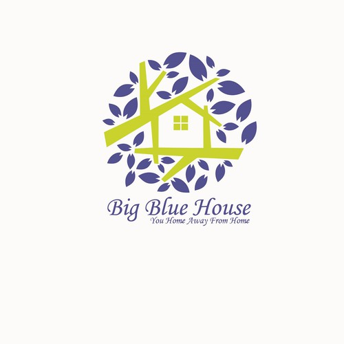 Big Blue House Logo