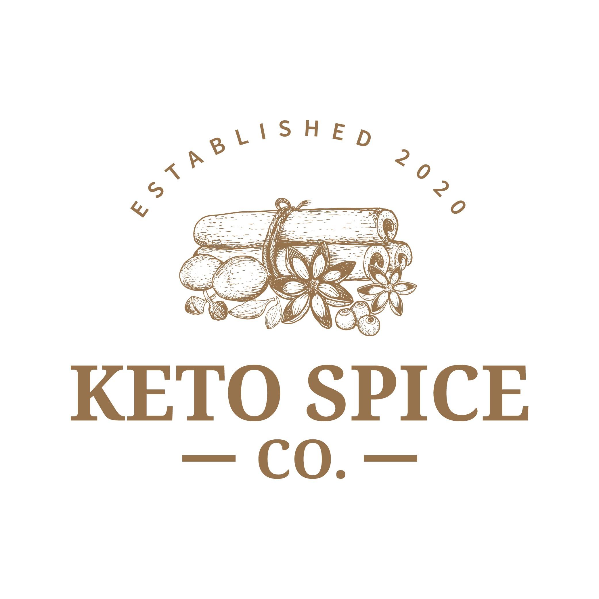 Keto Food Logo