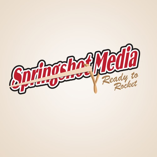 Increased Prize: Springshot Media Needs A New Logo