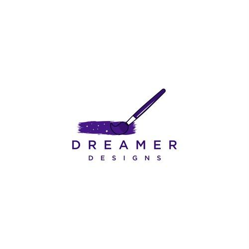dreamer designs paint brush
