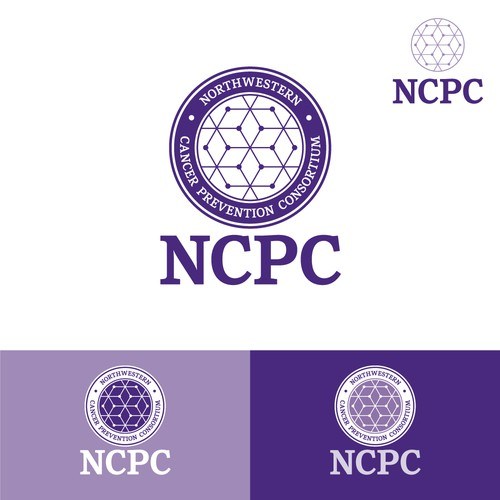 Logo for a cancer organisation