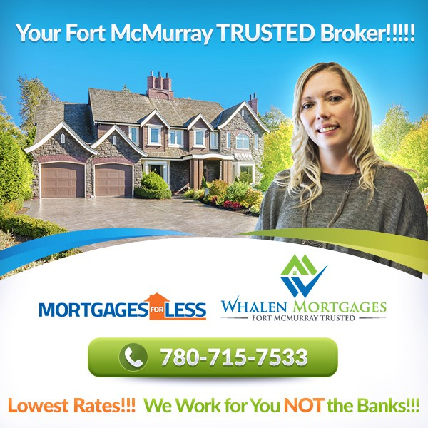 Creative mortgage broker ad for Facebook sponsered ad banner