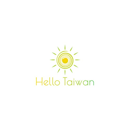 iconic logo for worldwide promotion of Taiwan