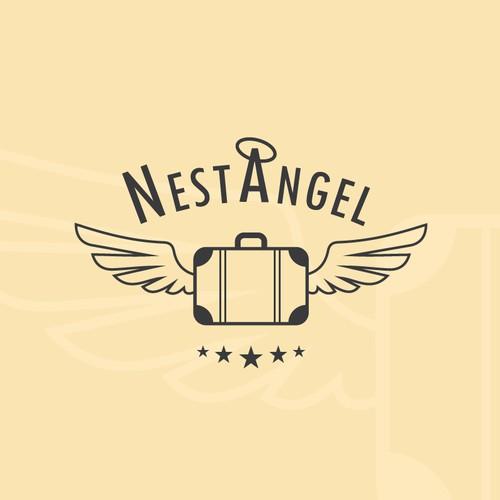 Logo for Nest Angel
