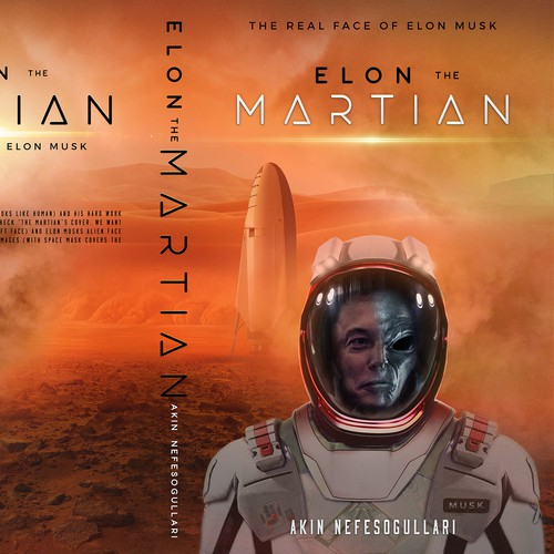 ELON the MARTIAN