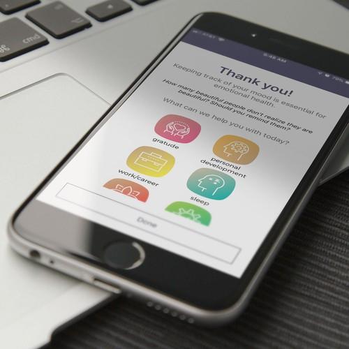 app screen icons design