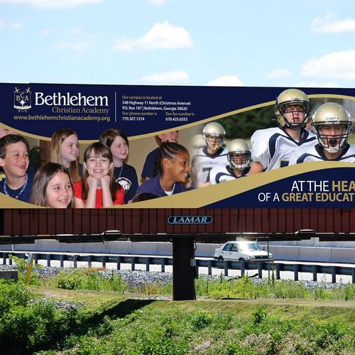 Billboard Bethlehem