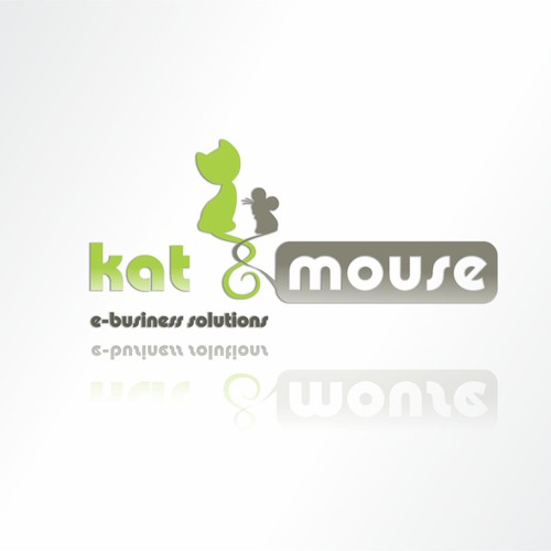 logo for Kat & Mouse