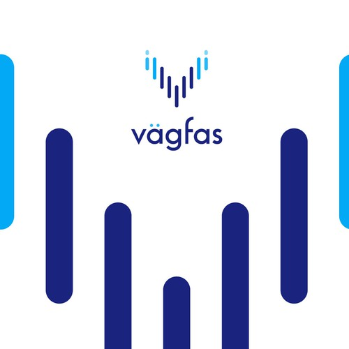 V letter mark design proposal for Vagfas (for sale)