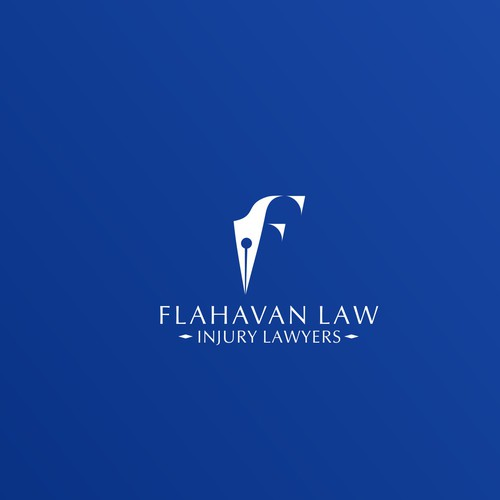 Logo design for Flahavan Lawyer