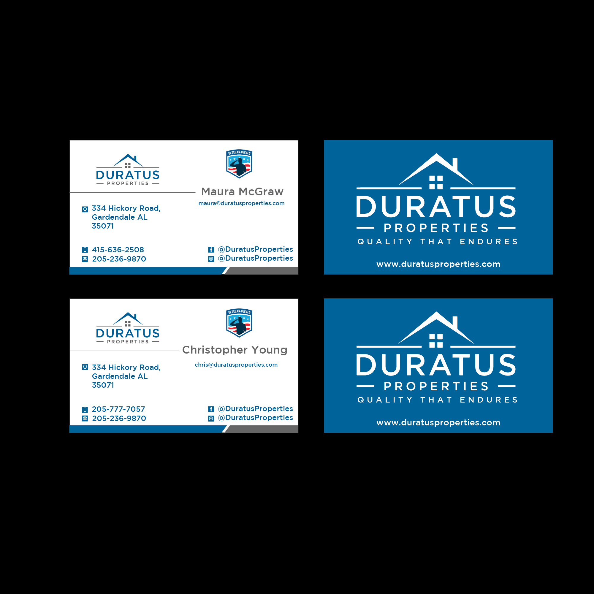 Duratus Properties Business Products