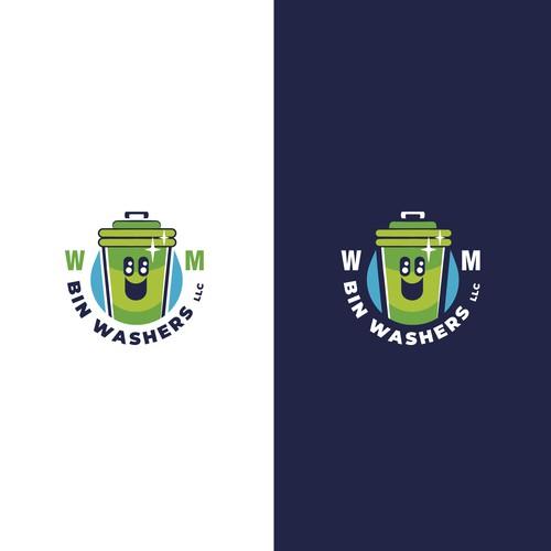 WM Bin Washers