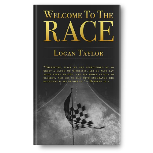 Welcome To The Race Book Cover