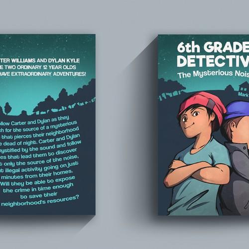 6th grader detective