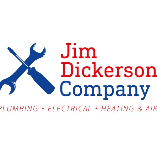 New logo needed for Plumbing, Electrical, HVAC company