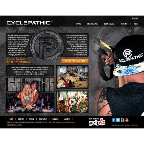 Cyclepathic
