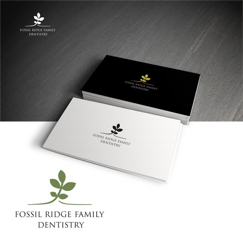 Captivating logo for high end modern dental practice