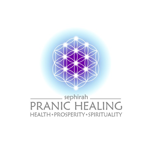Logo design for PRANIC HEALING
