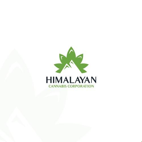 Logo cannabis company