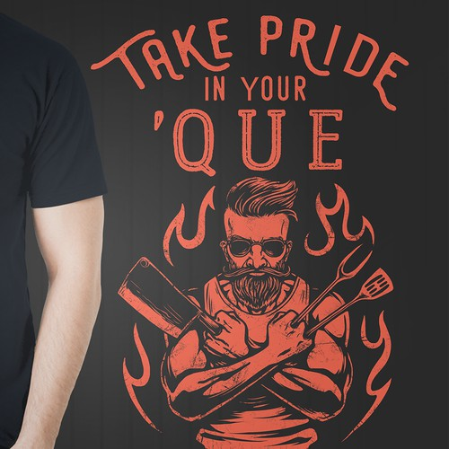 Take Pride in Your 'Que