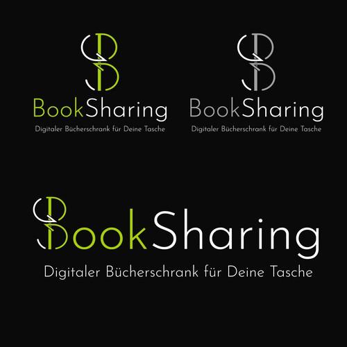 Book Sharing logo