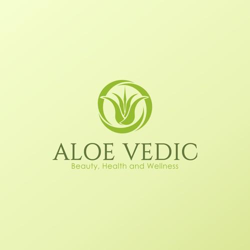 ALOE VEDIC Logo Contest