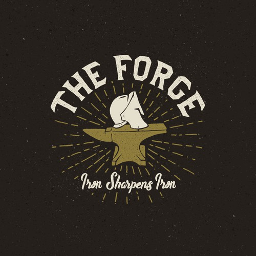 The Forge Logo Design