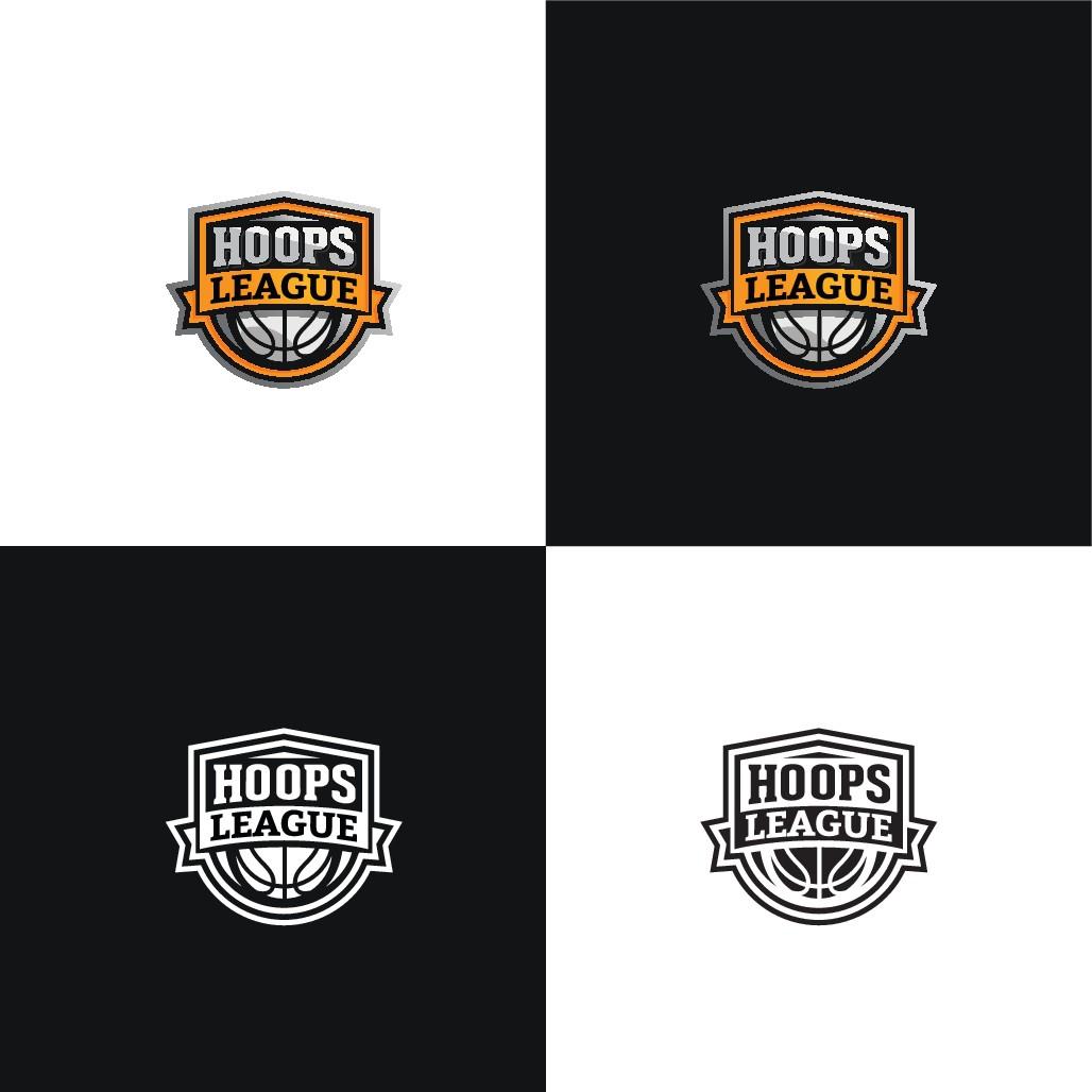 Hoops League needs a new basketball logo
