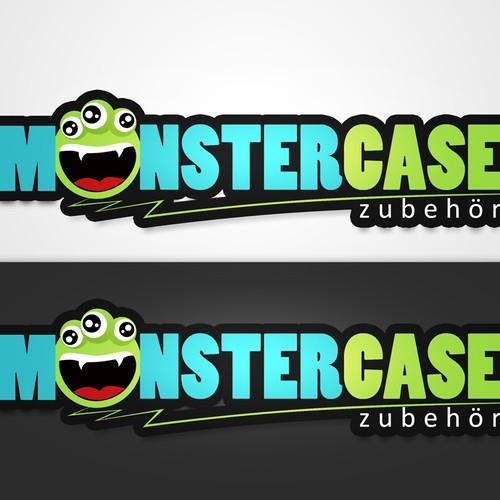 logo für monstercase.de