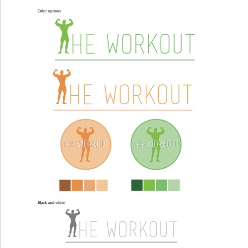 Create the new one stop shop logo for fitness&lifestyle.