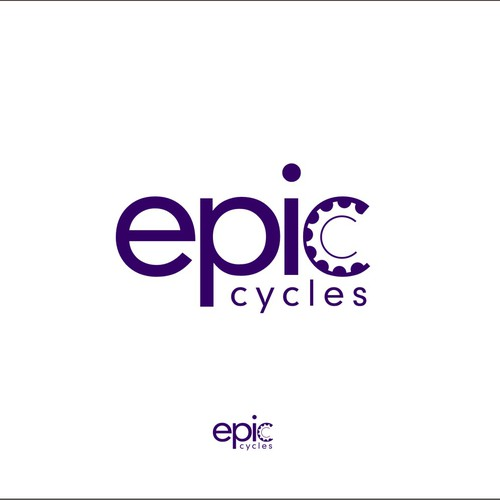 Create the next logo for Epic Cycles